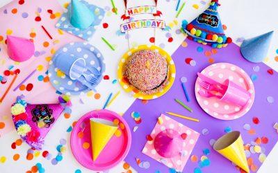 Η σημαντικότητα και τα οφέλη των παιδικών γενεθλίων